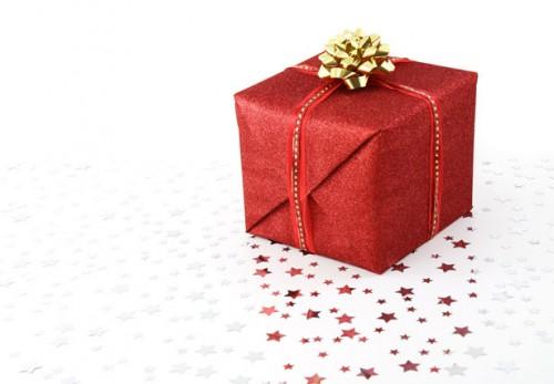 クリスマスプレゼントのイメージ